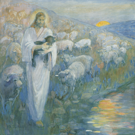 christ-lost-lamb-art-lds-193938-gallery