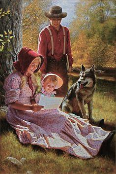pioneer reading